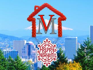 Happy New Year Oregon And Washington