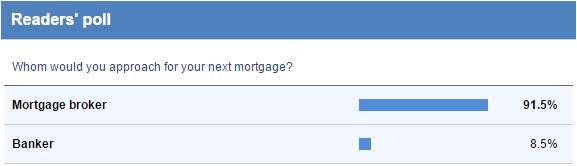 Broker or Banker?