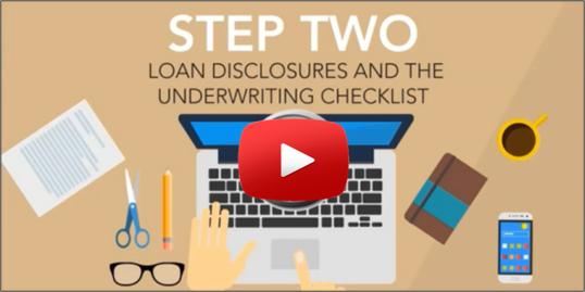 Loan Disclosures