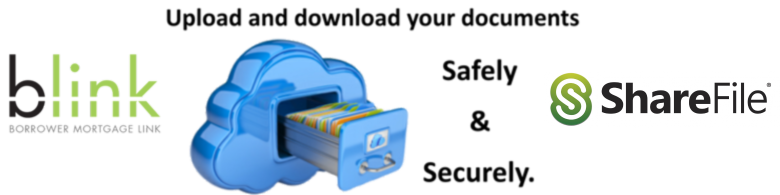Upload files securely