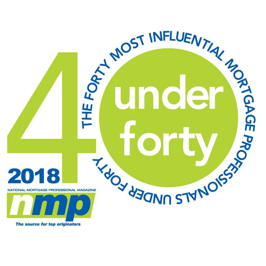 40 Most Influential Mortgage Professionals Under 40