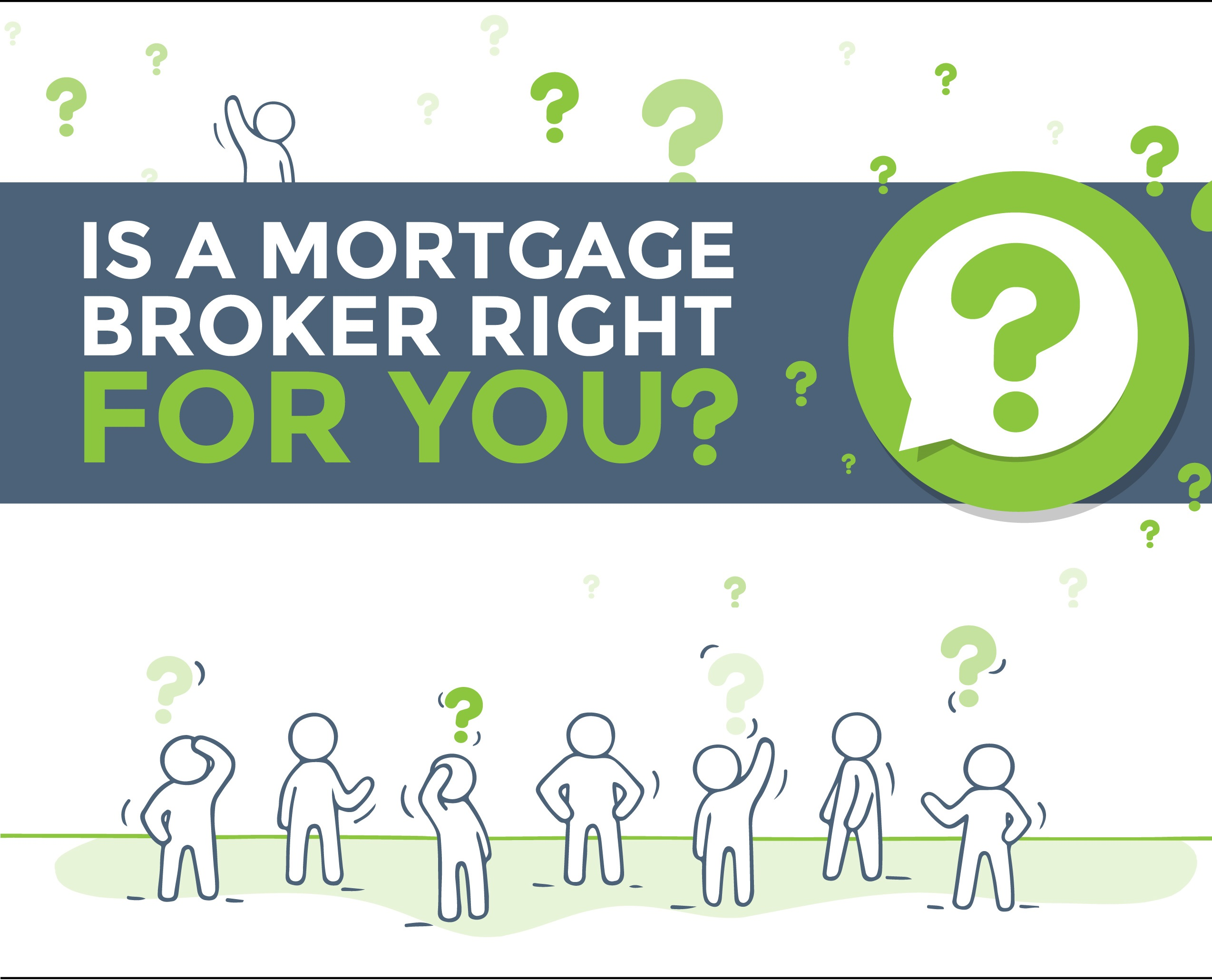Is A Mortgage Broker Right For You?