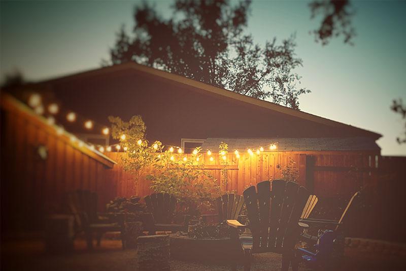 Oregon Outdoor Homes